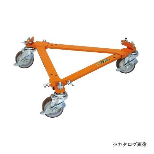 【直送品】サカエ SAKAE ドラムキャリー DRC-2