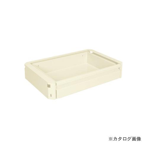 【直送品】サカエ SAKAE スーパー・スーパースペシャルワゴン用キャビネット EK-C2SETI
