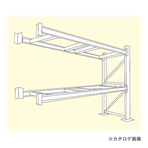 【運賃見積り】【直送品】サカエ SAKAE パレットラック H1-7562R