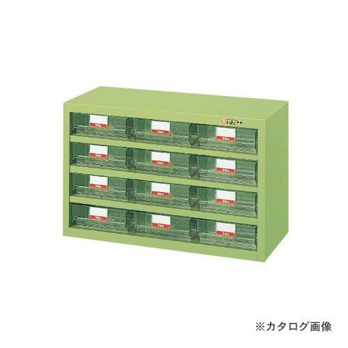 【直送品】サカエ SAKAE ハニーケース・樹脂ボックス HFS-12TL