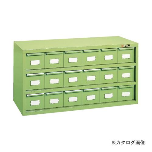【直送品】サカエ SAKAE ハニーケース HS-18N