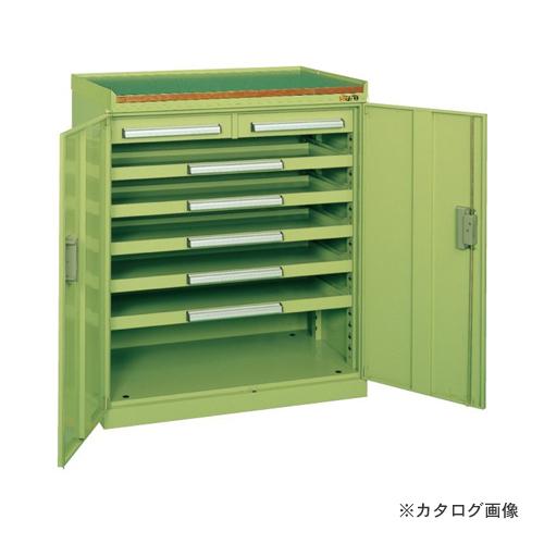 【直送品】サカエ SAKAE ミニ工具室 K-103