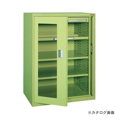 【直送品】サカエ SAKAE ミニ工具室・横ケント式 K-K1001A