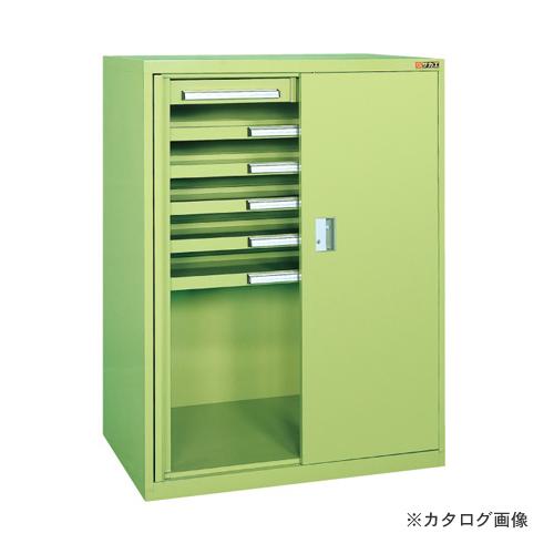 【直送品】サカエ SAKAE ミニ工具室・横ケント式 K-K1021