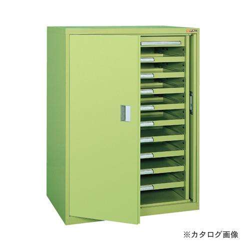 【直送品】サカエ SAKAE ミニ工具室・横ケント式 K-K1051