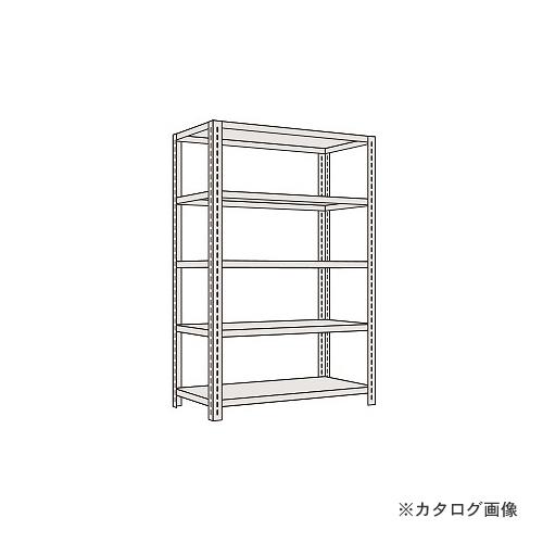 【運賃見積り】【直送品】サカエ SAKAE 軽量開放型棚ボルトレス KFF2745