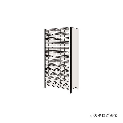 【運賃見積り】【直送品】サカエ SAKAE 物品棚LEK型樹脂ボックス LEK2114-72T