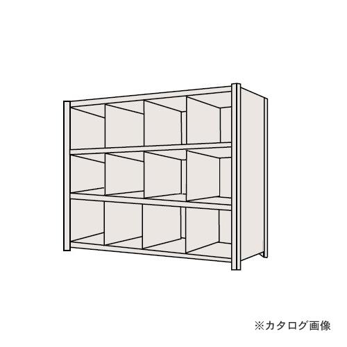 【運賃見積り】【直送品】サカエ SAKAE 物品棚LK型 LK8124