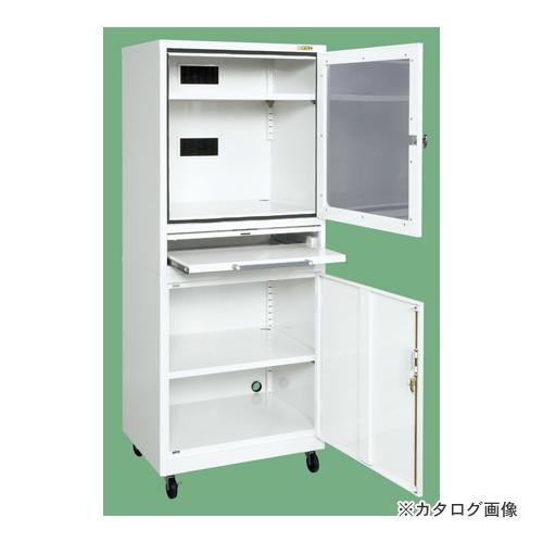 【直送品】サカエ SAKAE パソコンキャビネット LPC-2W