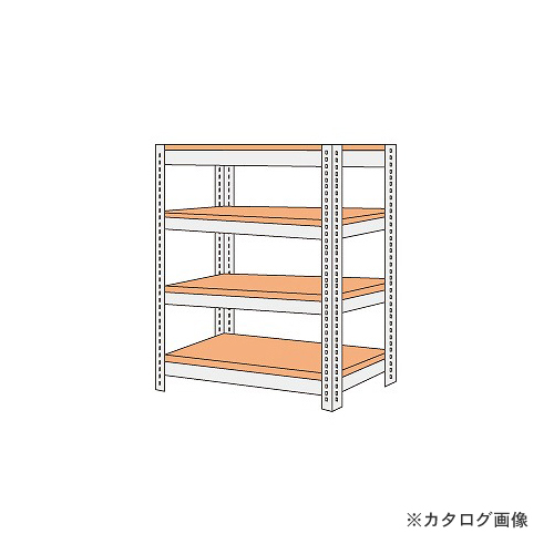【運賃見積り】【直送品】サカエ SAKAE ボード棚 NBRW-1524