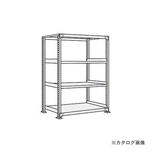 【運賃見積り】【直送品】サカエ SAKAE 中軽量棚NEW型 NEW-1524
