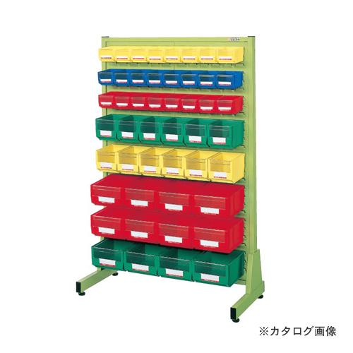 【直送品】サカエ SAKAE パネルハンガー 固定式 片面タイプ NFP-128