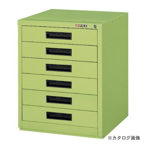 【直送品】サカエ SAKAE NKLキャビネット NKL-66