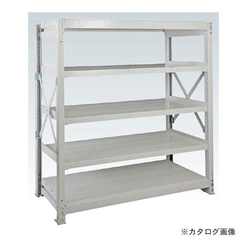 【運賃見積り】【直送品】サカエ SAKAE 重量棚NR型 NR-2765