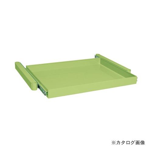 【直送品】サカエ SAKAE ニューパールワゴンオプションスライド棚 PMR-AN