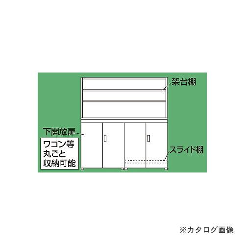 【直送品】サカエ SAKAE ニューピットイン PNH-KS18W