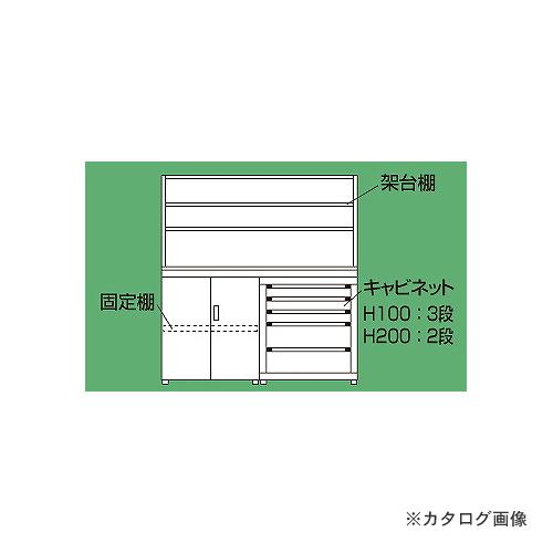 【直送品】サカエ SAKAE ニューピットイン PNH-RC18W