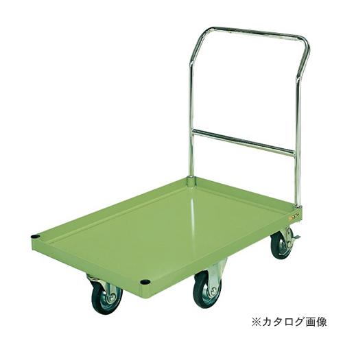 【直送品】サカエ SAKAE 特製五輪車クイックターン・パール台車 PQ-G1C