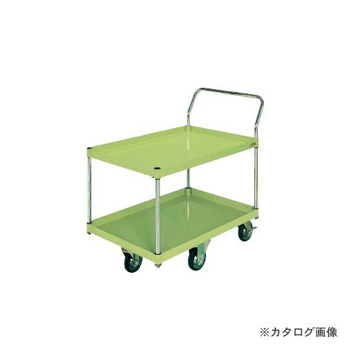 【直送品】サカエ SAKAE 特製五輪車クイックターン・パール台車 PQ-G2CA
