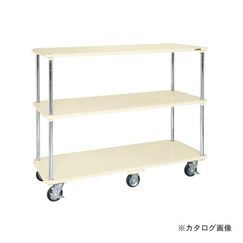 【直送品】サカエ SAKAE 自在移動運搬車(六輪車仕様) RD-1515I