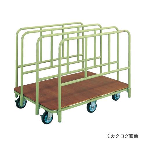 【直送品】サカエ SAKAE ボード台車ガイド仕様 RT-1280L