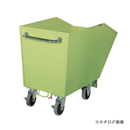 【直送品】サカエ SAKAE スクラップ台車 S-2M