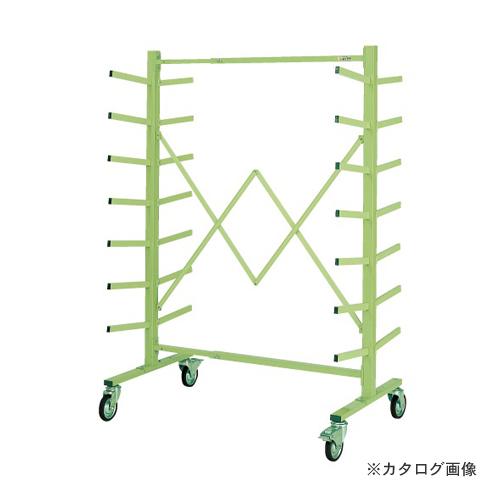 【直送品】サカエ SAKAE スライドバーラック SBR-1WR