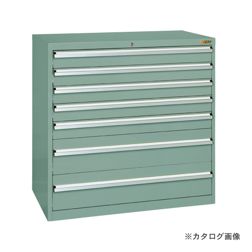 【直送品】サカエ SAKAE 重量キャビネットSKV10タイプ SKV10-1072ANG