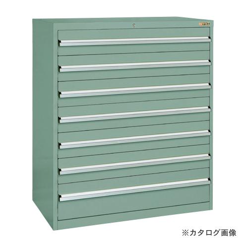 【直送品】サカエ SAKAE 重量キャビネットSKV10タイプ SKV10-1272ANG
