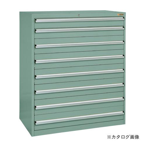 【直送品】サカエ SAKAE 重量キャビネットSKV10タイプ SKV10-1282ANG