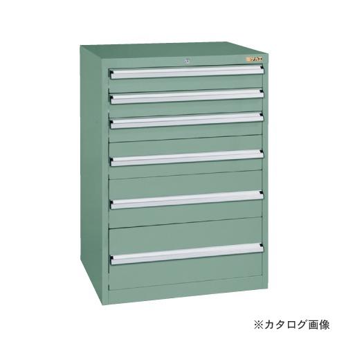 【直送品】サカエ SAKAE SKVキャビネット SKV7-1061ANGN