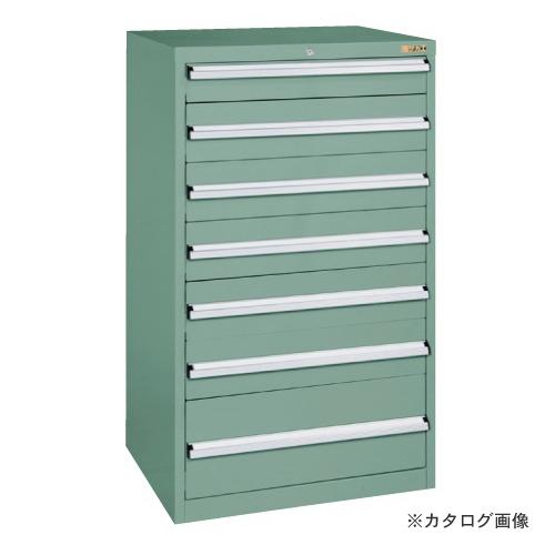 【直送品】サカエ SAKAE SKVキャビネット SKV7-1272ANGN