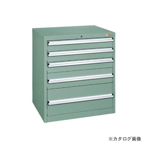【直送品】サカエ SAKAE SKVキャビネット SKV7-853ANGN