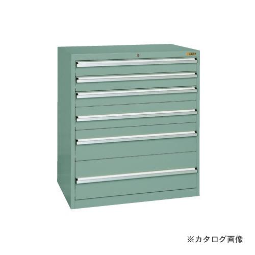 【直送品】サカエ SAKAE SKVキャビネット SKV8-1061BNG