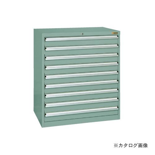 【直送品】サカエ SAKAE SKVキャビネット SKV8-1091BNG