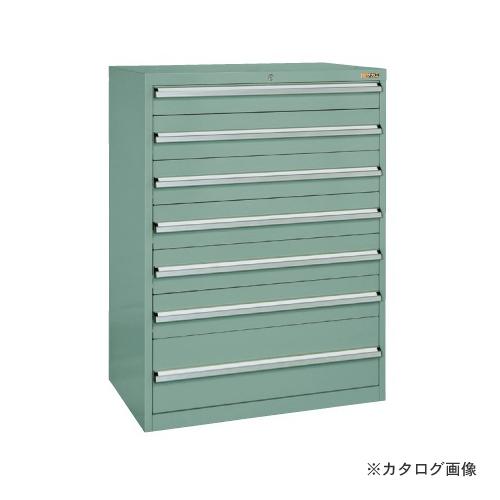 【直送品】サカエ SAKAE SKVキャビネット SKV8-1271BNG