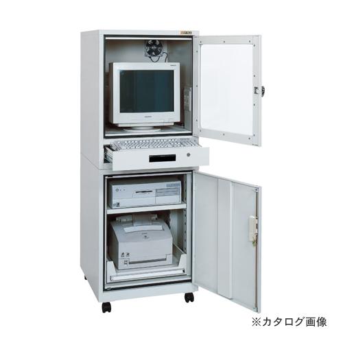 【直送品】サカエ SAKAE パソコンキャビネット SPC-2SGY2