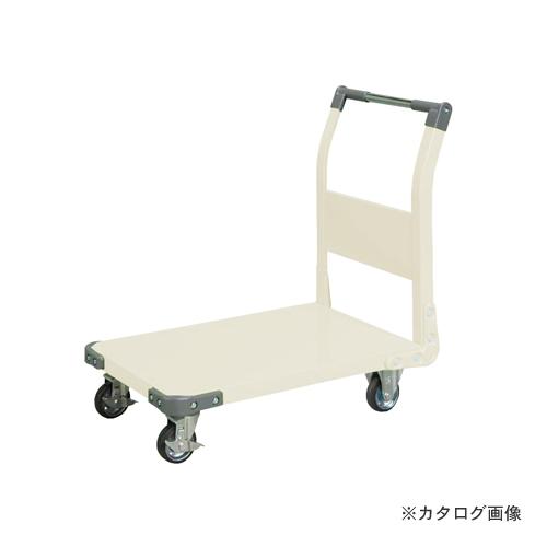 【直送品】サカエ SAKAE 特製四輪車 TAN-22I