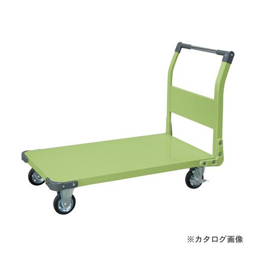【直送品】サカエ SAKAE 特製四輪車 TAN-66