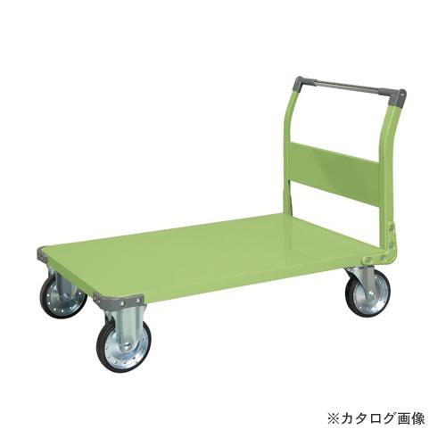 【直送品】サカエ SAKAE 特製四輪車 TAN-88