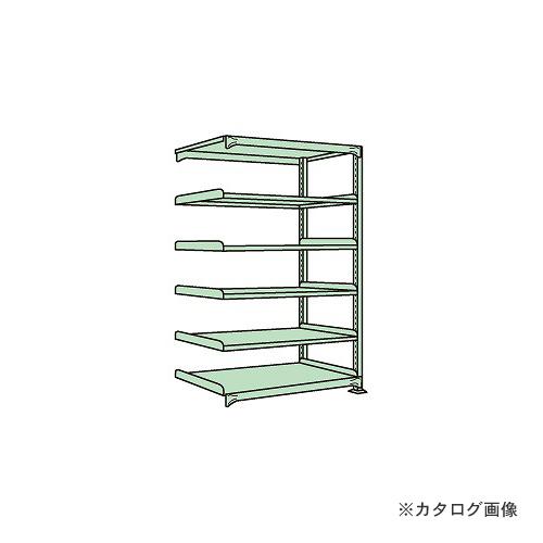 【運賃見積り】【直送品】サカエ SAKAE 軽中量棚 ND-2146R