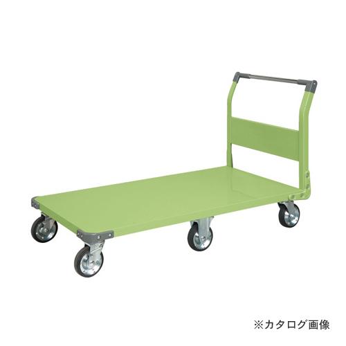 【直送品】サカエ SAKAE 特製六輪車クイックターン TQN-99