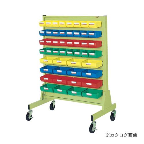 【直送品】サカエ SAKAE パネルハンガー 移動式 片面タイプ ZAS-6Y