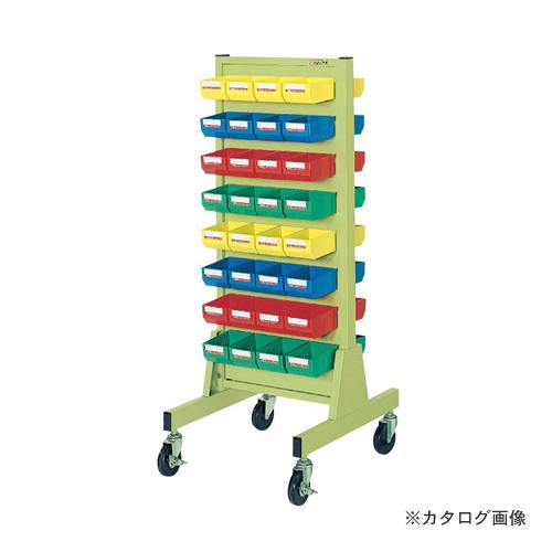 【直送品】サカエ SAKAE パネルハンガー 移動式 片面タイプ ZBW-5Y