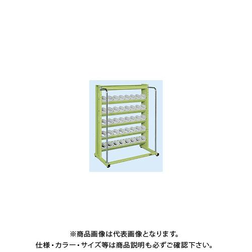 【直送品】サカエ ツーリングラック(トレー付) ASN-26ANT