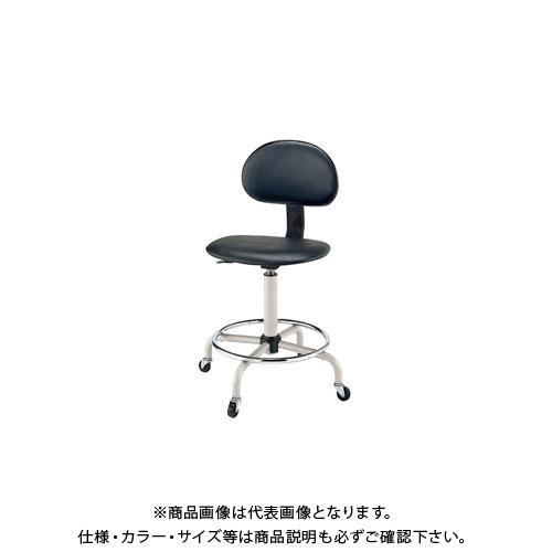 【直送品】サカエ ワークチェアー C3C-BKN