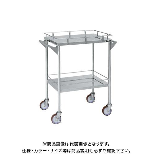 【直送品】サカエ ステンレス CSワゴン CSF-D4SU