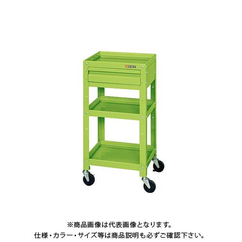 【直送品】サカエ ニューCSツールワゴン CSLA-4083C
