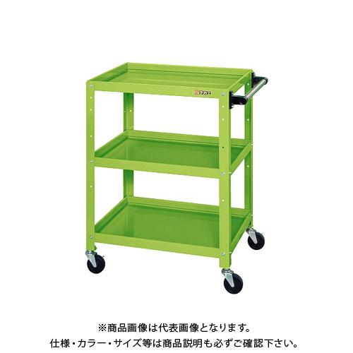 【直送品】サカエ ニューCSツールワゴン CSLA-6583