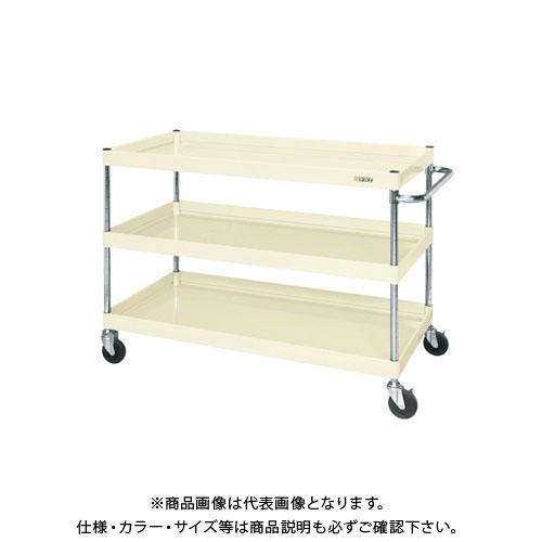 【直送品】サカエ ニューCSパールワゴン CSPA-12123F